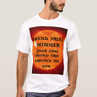 Grand Prize Winner T-Shirt