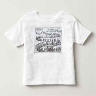 Grand Procession the Sovereign and the Knights Toddler T-shirt