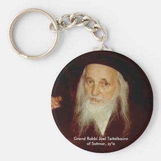 Grand Rabbi Joel Teitelbaum of Satmar Keychain