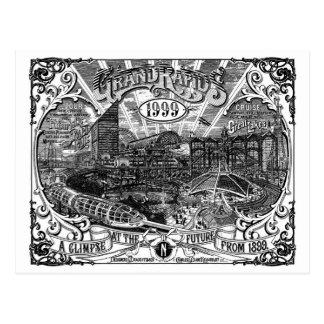 Grand Rapids 1999 Artwork Post Card