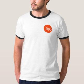 Grand Rapids 616 Logo T-Shirt