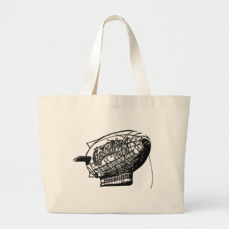 Grand Rapids Dirigible Grocery Tote Bag