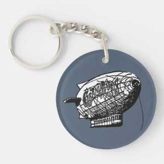 Grand Rapids Dirigible Key Chain