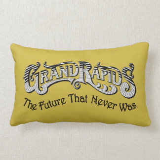 Grand Rapids Pillow - The Future That Never Was