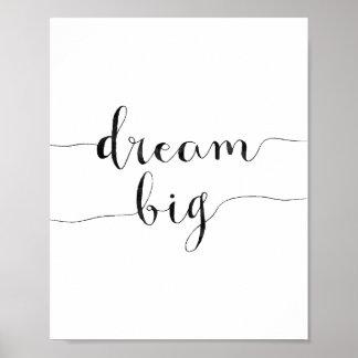 Grand rêveur poster