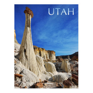 Grand Staircase-Escalante National Monument, Utah Postcard