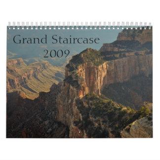 Grand Staircase Wall Calendars