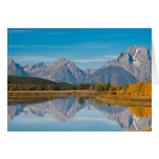 Grand Teton Card