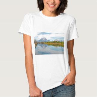 Grand Teton Mountains Shirts