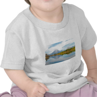 Grand Teton Mountains Tshirts
