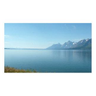 Grand Teton National Park Business Card
