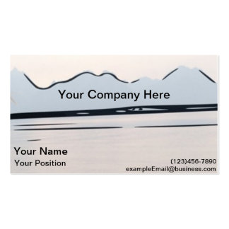 Grand Teton National Park Business Cards. Business Card