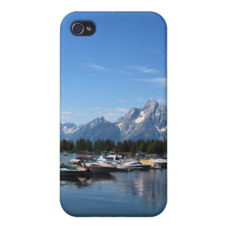 Grand Teton National Park iPhone 4 Covers