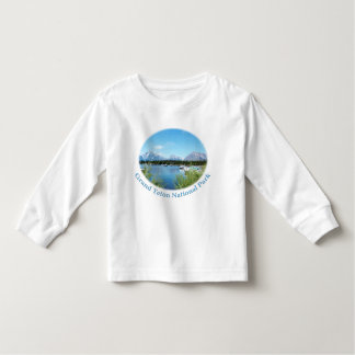 Grand Teton National Park. Landscape picture Toddler T-shirt