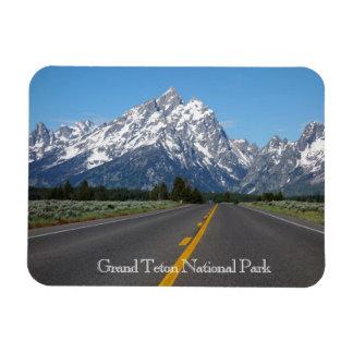 Grand Teton National Park Magnet