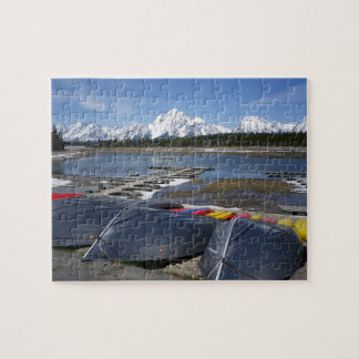 Grand Teton National Park - Puzzle