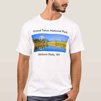Grand Teton National Park Series 1 T-Shirt