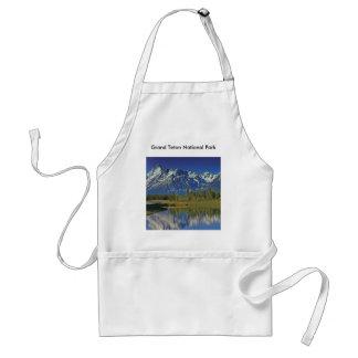 Grand Teton National Park Series 4 Apron