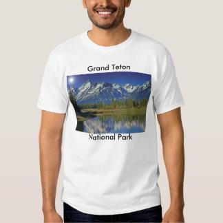 Grand Teton National Park Series 4 T Shirt