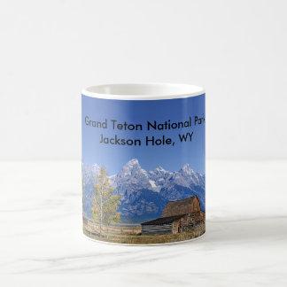 Grand Teton National Park Series 5 Coffee Mug