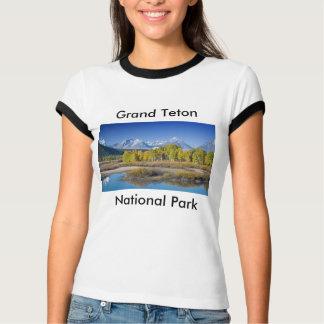 Grand Teton National Park Series 6 Shirts