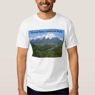 Grand Teton National Park Series 8 T-shirts