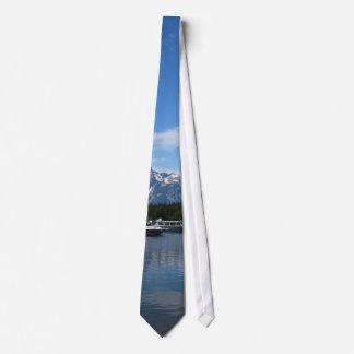 Grand Teton National Park Tie
