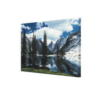 Grand Teton National Park , Wyoming Canvas Print
