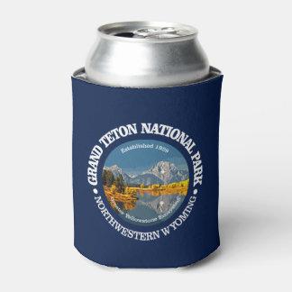 Grand Teton NP Can Cooler