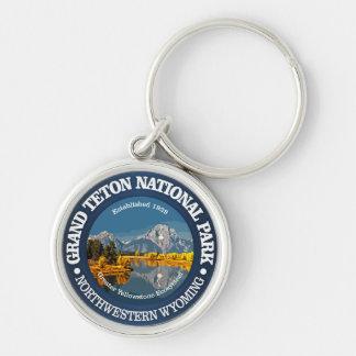 Grand Teton NP Keychain