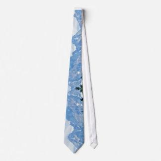 Grand Teton of Vision Neck Tie