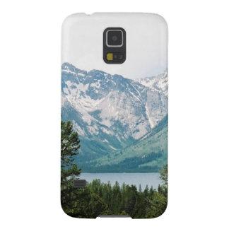 Grand Teton Range Across Jackson Lake Cases For Galaxy S5