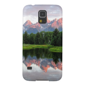Grand Teton Reflections Over the Beaver Pond Cases For Galaxy S5