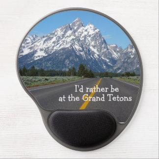 Grand Tetons Mousepad