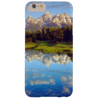 Grand Tetons reflecting in the Snake River Barely There iPhone 6 Plus Case