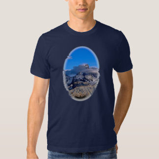 GRAND TETONS SHROUDED IN STORM CLOUDS SHIRTS
