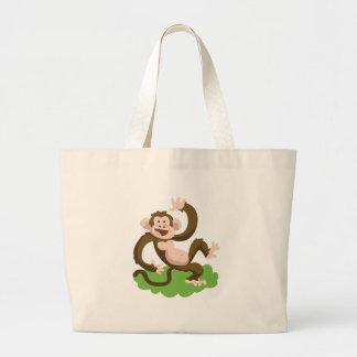 Grand Tote Bag singe de danse