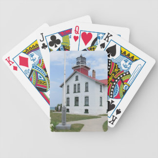 Grand Traverse Bicycle Playing Cards