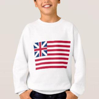 Grand_Union_Flag Sweatshirt