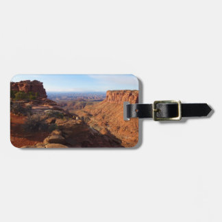 Grand View Point at Canyonlands National Park Luggage Tag