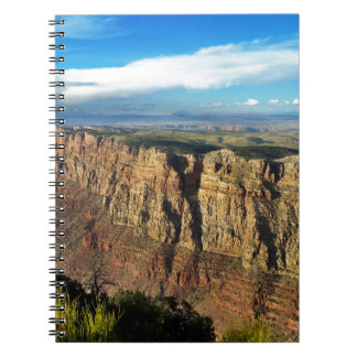 Grand View Point Grand Canyon National Park Spiral Notebooks
