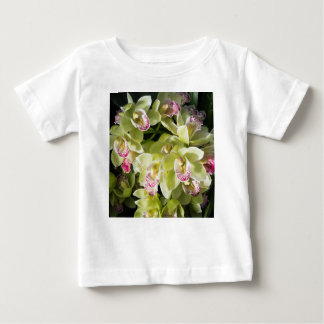 Grand yellow boat orchids baby T-Shirt