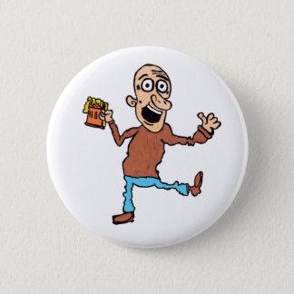 Grandad Badge 2 Inch Round Button