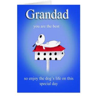 Grandad,fathers day card