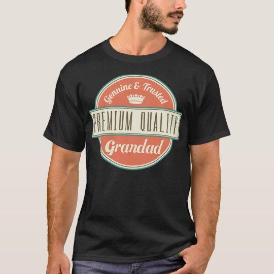 Grandad (Funny) Gift T-Shirt