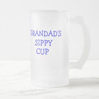 Grandad's sippy cup