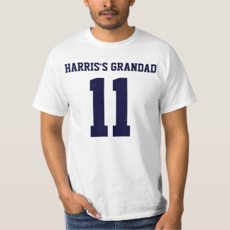 Grandad's Sports Shirt