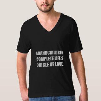 Grandchildren Circle Of Love T-Shirt
