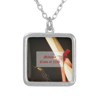 Granddaughter Graduation Wishes, Necklace