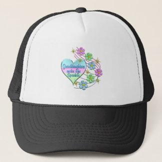 Granddaughters Make Life Sparkle Trucker Hat